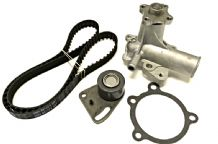 Pinto Cambelt & Water Pump Kit - Non Viscous